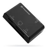 Картридер / Card Reader - C402 - All in One - Black
