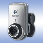 Веб-камера Logitech QuickCam DeLuxe for Notebooks
